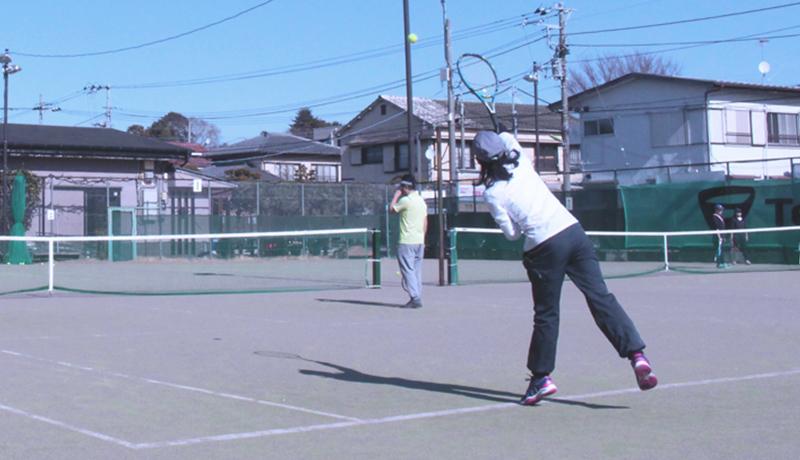 ヤナギテニススクール上用賀